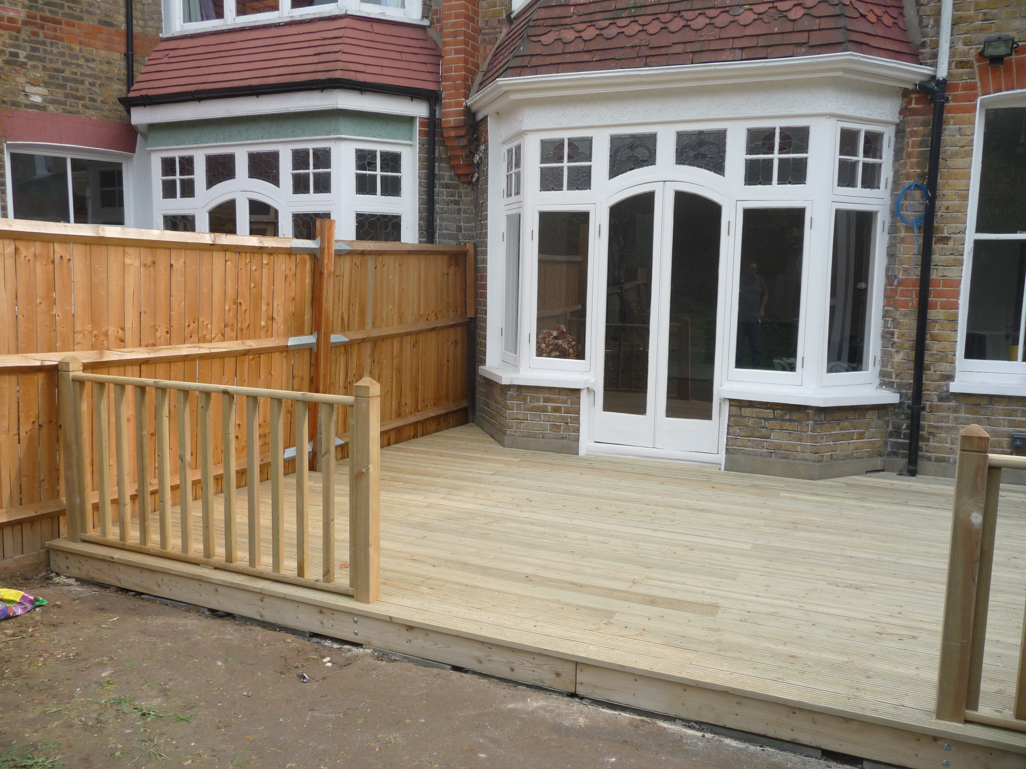 Fencing Amp Decking J E Knight