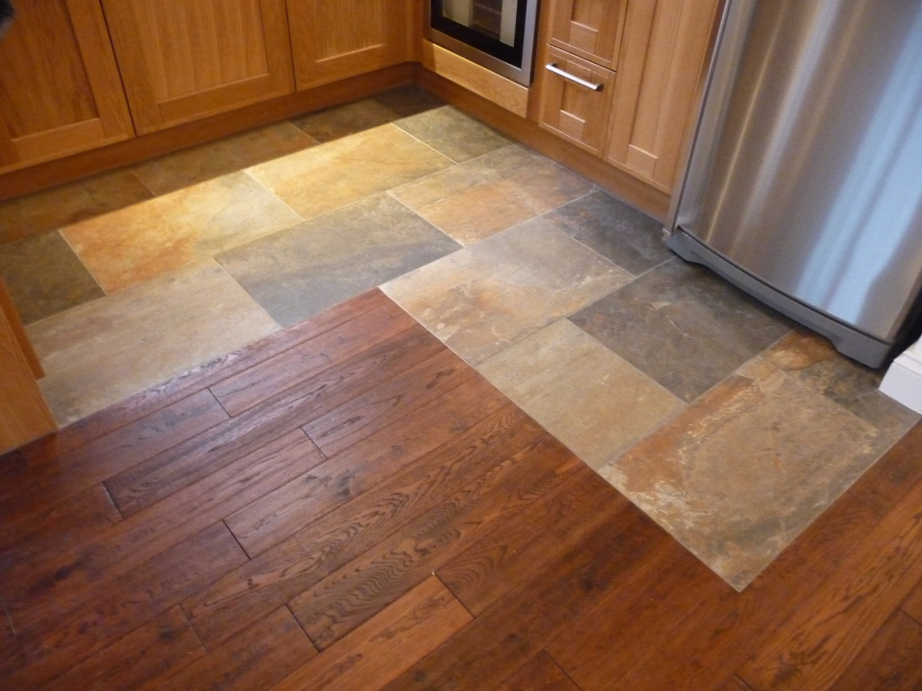 Stone tile flooring pictures